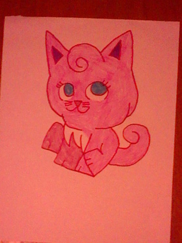 Jigglypuff cat