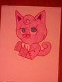 Jigglypuff cat - jigglypuff photo