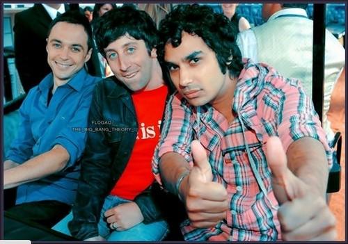 Jim, Simon and Kunal