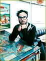 Johnny Galecki - Leonard Hofstadter - johnny-galecki photo