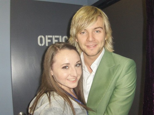 Keith Harkin Hintergrund probably containing a business suit, a well dressed person, and a suit entitled Keith & Hayley