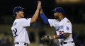 Kemp &amp; Kershaw  - los-angeles-dodgers photo