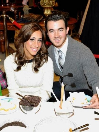 Kevin and Daniella 2011