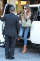 Khloe Kardashian Arrives at Her Hotel - khloe-kardashian photo