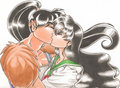 Koga and kagome