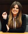 "Kourtney Kardashian And Khloe Kardashian Book Signing For ""Dollhouse"" - khloe-kardashian photo"