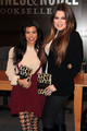 "Kourtney Kardashian And Khloe Kardashian Book Signing For ""Dollhouse"" - khloe-kardashian photo"