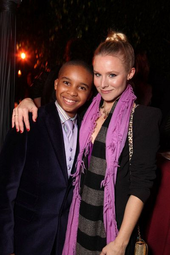 Krsiten @ Showtime's 6th Annual Holiday Soiree