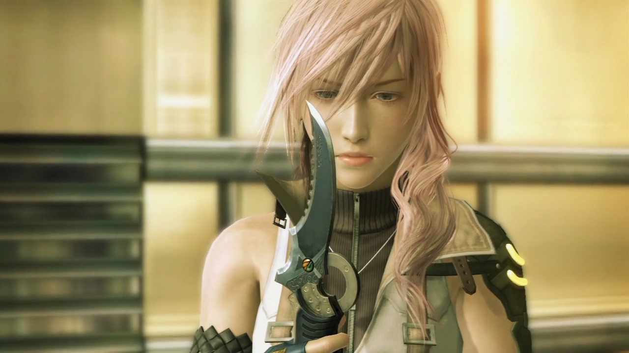 lightning farron images lightning ffxiii hd wallpaper and background