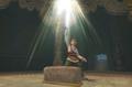 Link obtaining the Goddess Sword