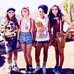 Little Mix;