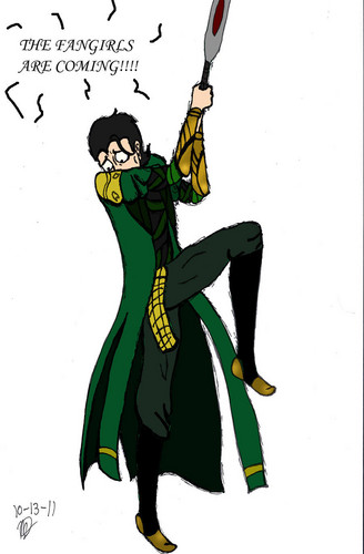 Loki Fangirls