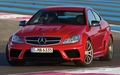 MERCEDES - BENZ C63 AMG COUPE - mercedes-benz wallpaper