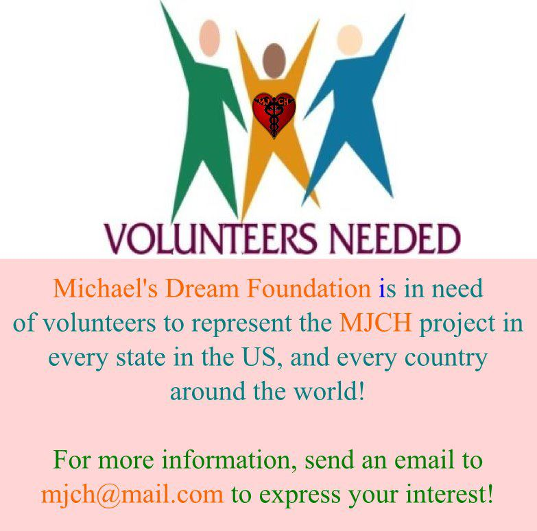 MJCH needs your support!!