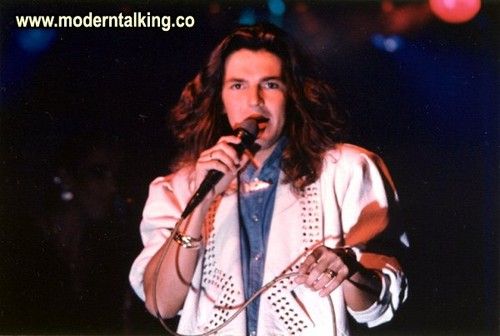 Modern Talking Обои with a концерт and a guitarist called MODERN TALKING