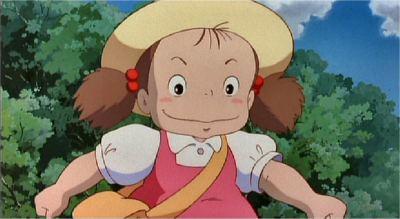 My Neighbor Totoro fond d'écran called Mei