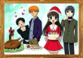 Merry Christmas ~ Fruits basket - pandabears photo