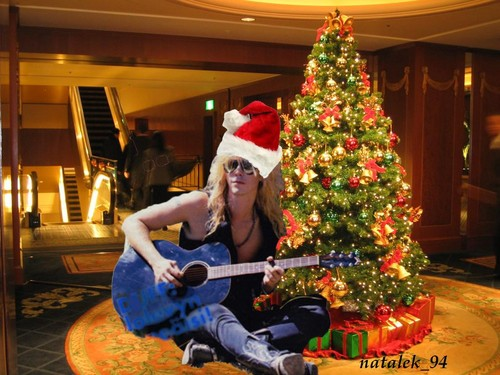 Merry Natale with Duff