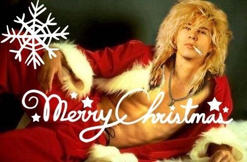 Merry Weihnachten with Duff
