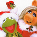 Merry Xmas - miss-piggy-and-kermit icon