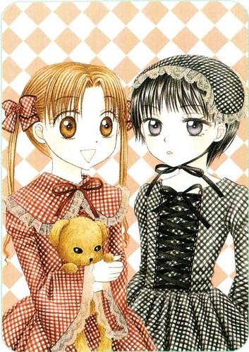 Mikan & Hotaru