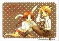 Mikan & Ruka