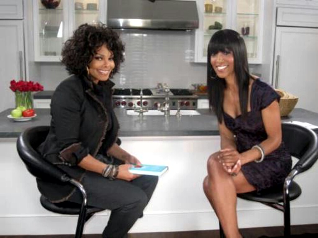 Miss Jackson And Shawn Robinson Janet Jackson Photo
