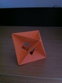Origami Gyroscope - origami fan art