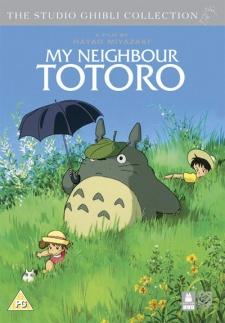 My Neighbor Totoro fondo de pantalla possibly containing anime titled My Neighbor Totoro DVD cover