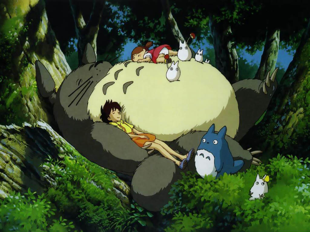 My Neighbor Totoro Images HD Wallpaper And Background Photos