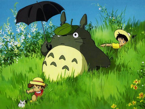 My Neighbor Totoro - my-neighbor-totoro Photo