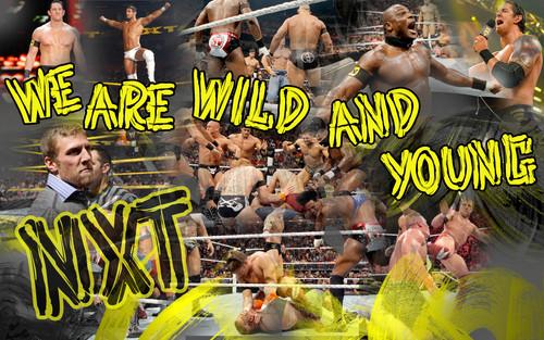 NXT Season 1 achtergrond