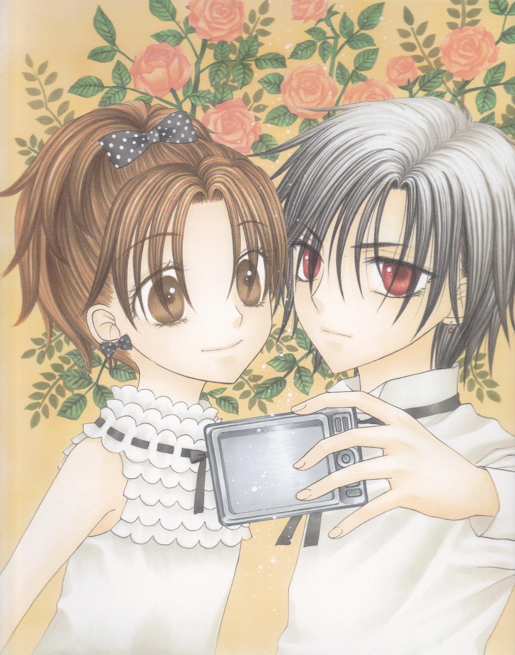 Natsume & Mikan