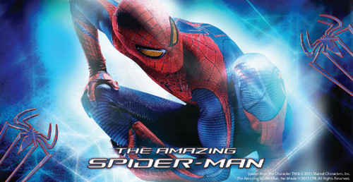 New 'Amazing Spider-Man' promotional imágenes