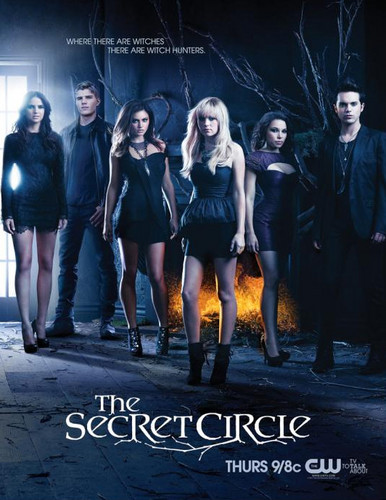 New Poster with Jake - the-secret-circle-tv-show Photo