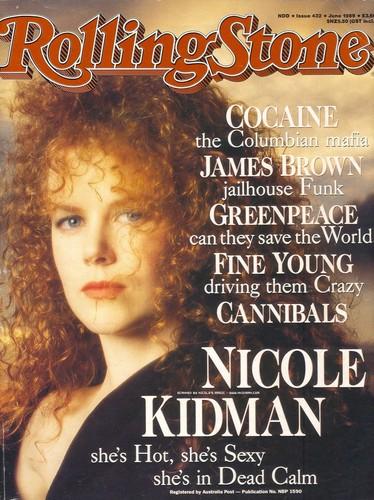 Nicole Kidman - Rolling Stone Magazine