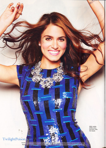 "Nikki in ""Seventeen"" magazine Mexico [December/January issue - HQ]"