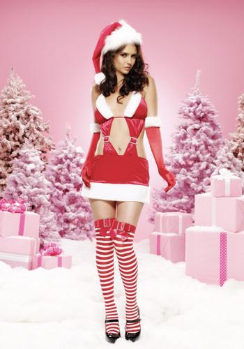 Nina naughty Santa