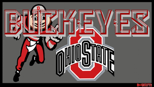 Ohio State universidad baloncesto fondo de pantalla probably with anime called OHIO STATE BUCKEYES BRUTUS BUCKEYE