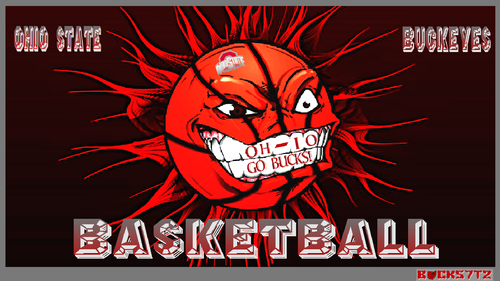 Ohio State universidad baloncesto fondo de pantalla with anime called OSU BUCKEYES O-H-I-O GO BUCKS!