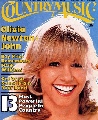 Olivia Newton-John - Country Музыка Magazine