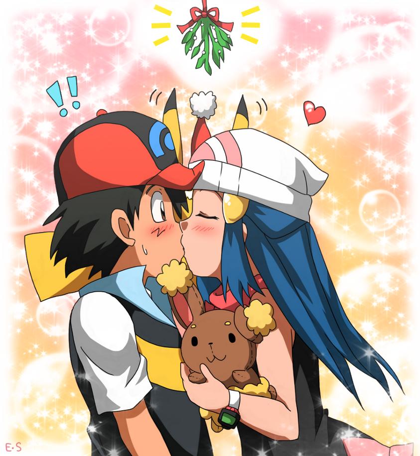 Pokemon Ash Dawn