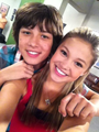 Percy and Annabeth Lookalikes - percabeth photo