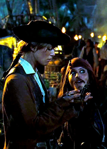 Pirates of teh Caribbean-Characters