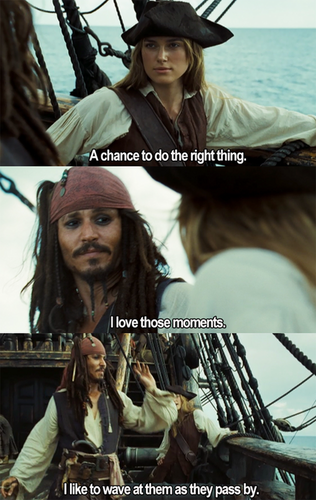 Pirates of the Caribbean!