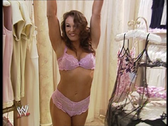 Wwe Former Diva Ivory achtergrond possibly containing a brassiere and a bikini titled Poison Ivory