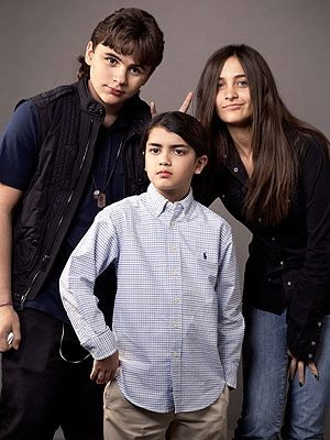Prince, Paris & Blanket