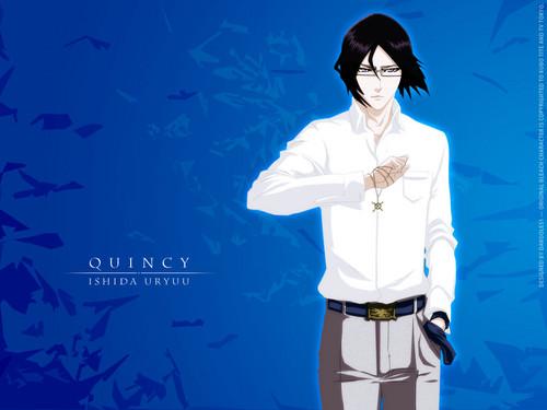 Quincy Ishida Uryuu