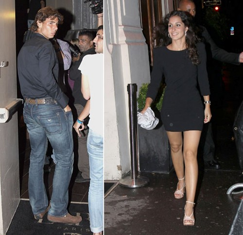 Rafael Nadal : Xisca after wedding will not wear a miniskirt !