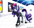 Rarity - rarity-the-unicorn fan art